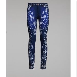 Stunning Couture Jeans by Roberto Cavalli